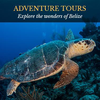 Adventure - Captain Morgan's Retreat. Belize