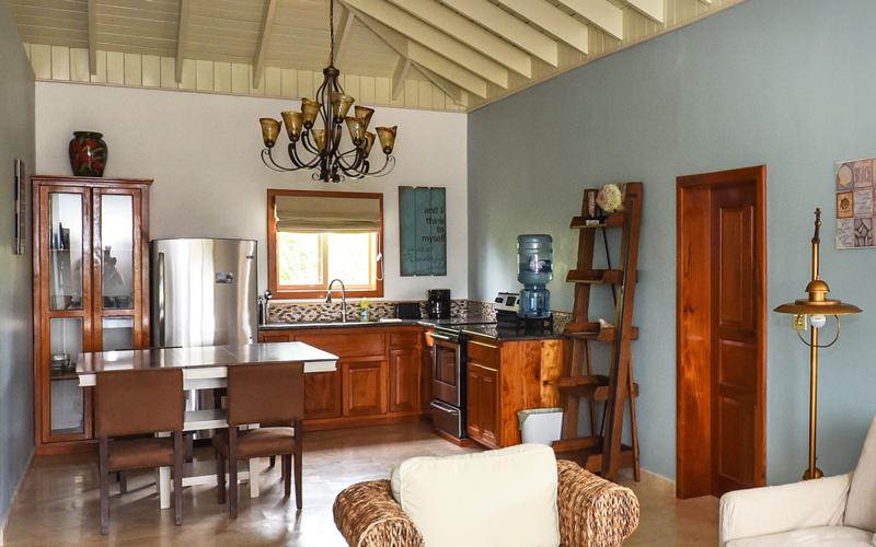 Kitchen - Captain Morgan's Retreat. Belize