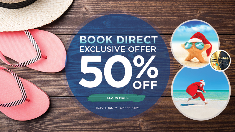 2021 Direct Booking Sale, Belize