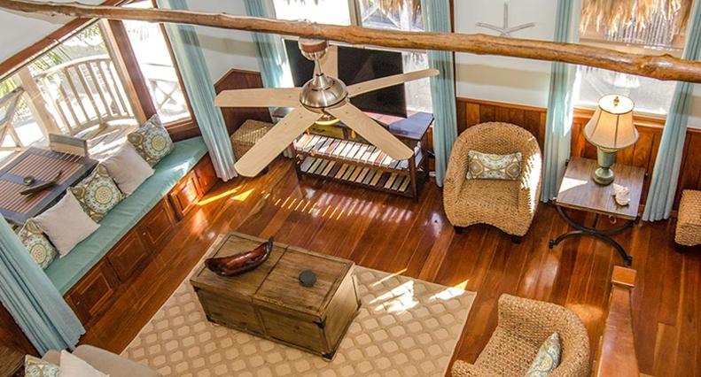 DELUXE TWO BEDROOM VILLA at Captain Morgans
