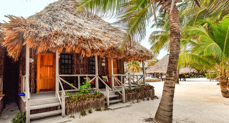Cabana - Captain Morgan's Retreat. Belize