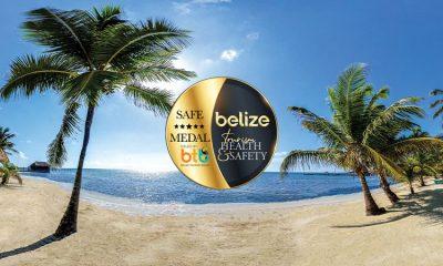 Captain Morgan's Retreat is Belize Gold Standard Certified