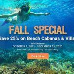 Escape to Belize This Autumn